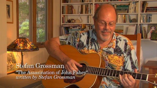 Performance: Stefan Grossman