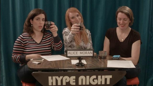 Let's HYPE Alice Moran!