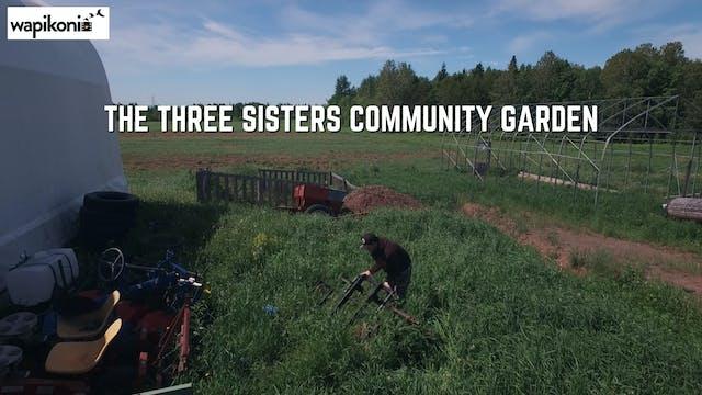 The Three Sisters Community Garden