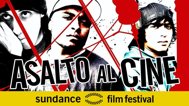 Asalto al Cine (The Cinema Hold-Up)