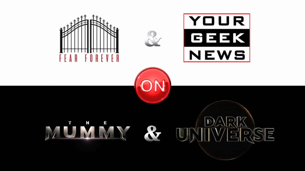 Fear Forever + Your Geek News