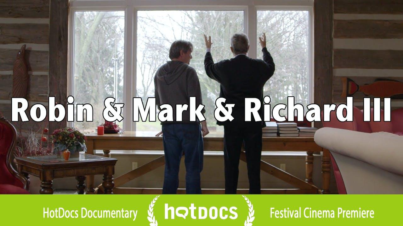 Rent Robin & Mark & Richard III