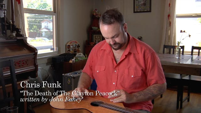 Performance: Chris Funk