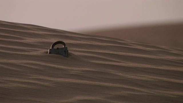 Letters from the Desert (eulogy to sl...