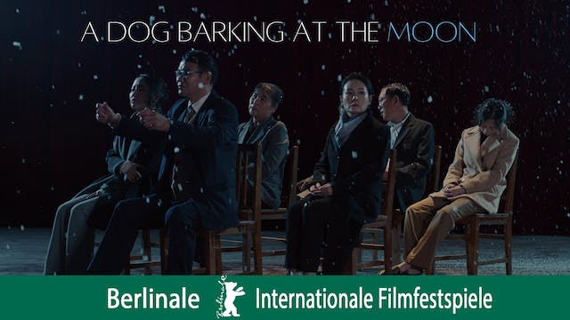 A Dog Barking at the Moon