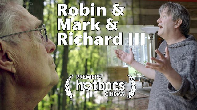 Watch Robin & Mark & Richard III Trailer