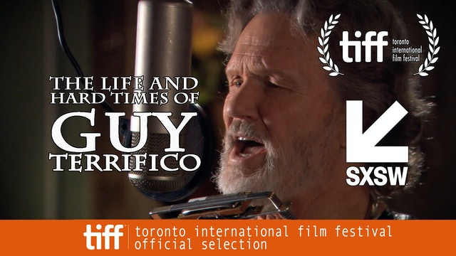 Watch The Life and Hard Times of Guy Terrifico Trailer
