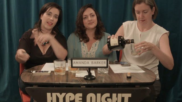 Let's HYPE Amanda Barker!