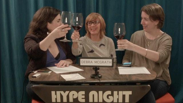 Let's HYPE Debra McGrath!