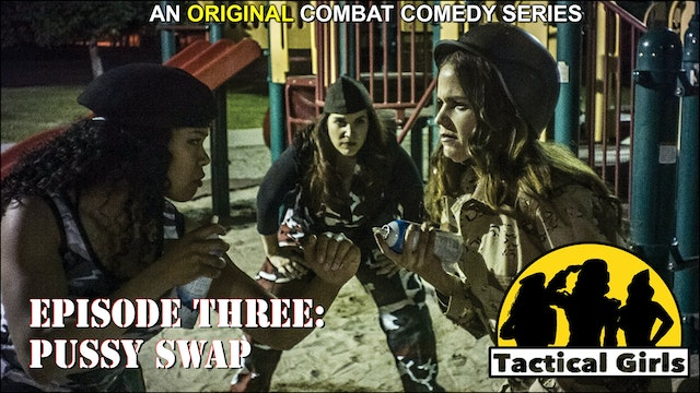 Tactical Girls 1x03 UNcensored