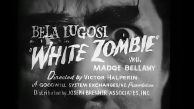 White Zombie Teaser - Original