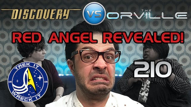 """210 """"The Red Angel"""" Discovery vs. The..."""