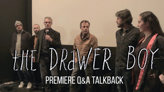 The Drawer Boy Premiere Q&A Talkback