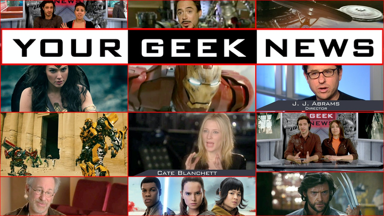 Your Geek News