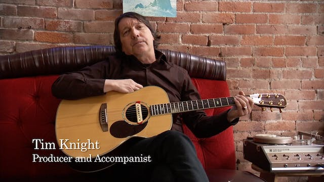 Extended Interview & Performance: Tim Knight
