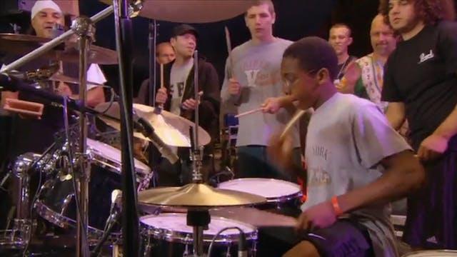 watch A Drummer's Dream trailer