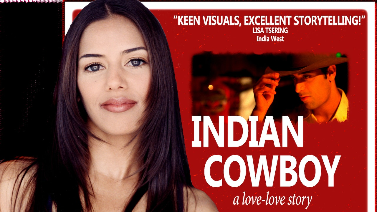 Indian Cowboy : A Love-Love Story