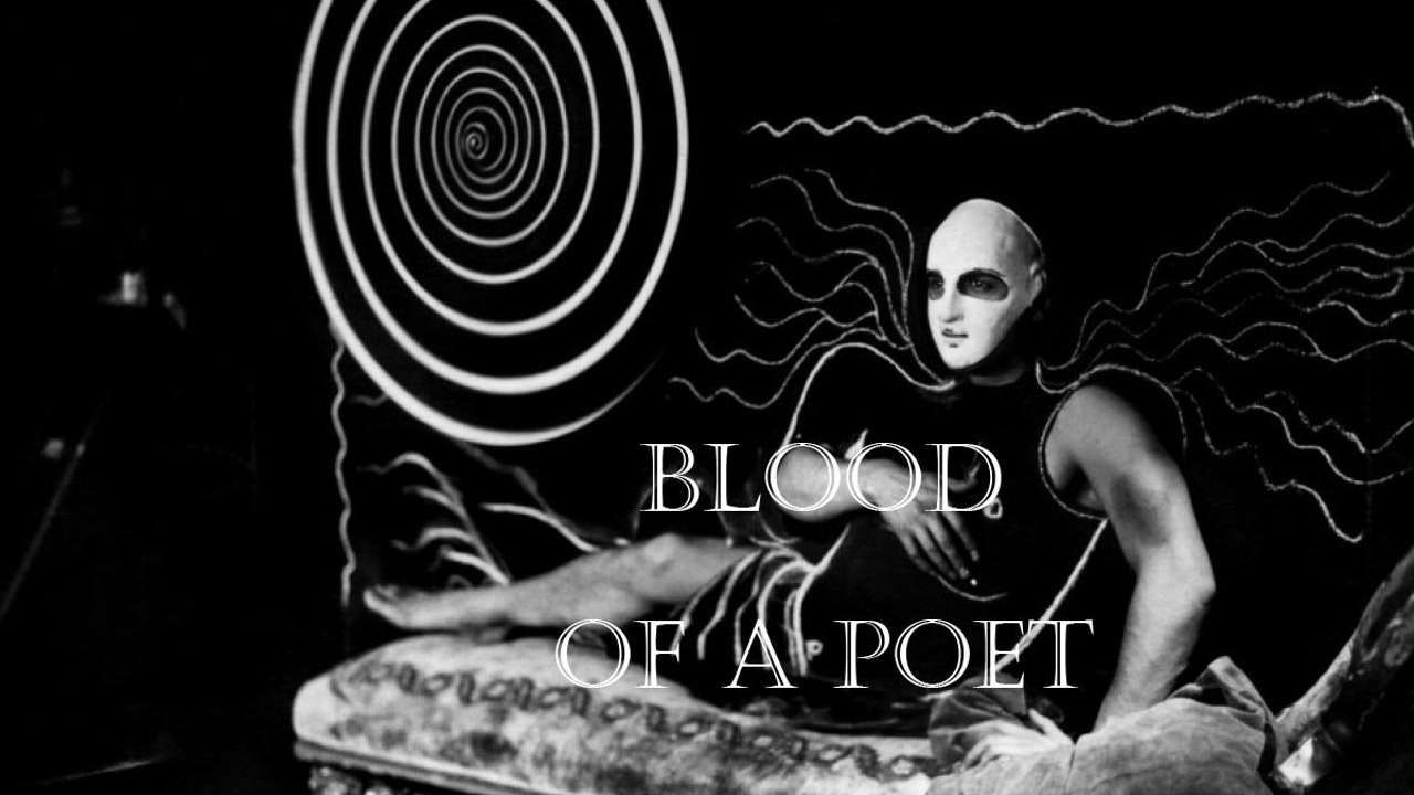 The blood of a poet