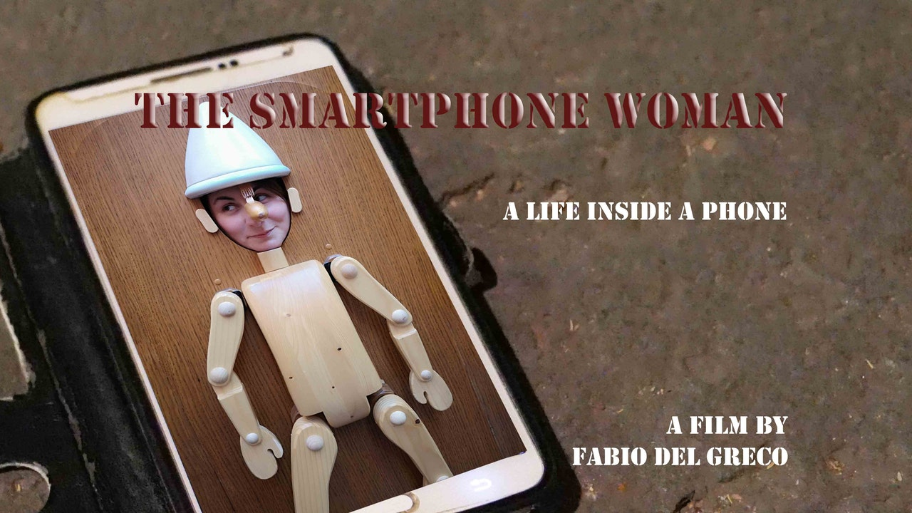 The smartphone woman