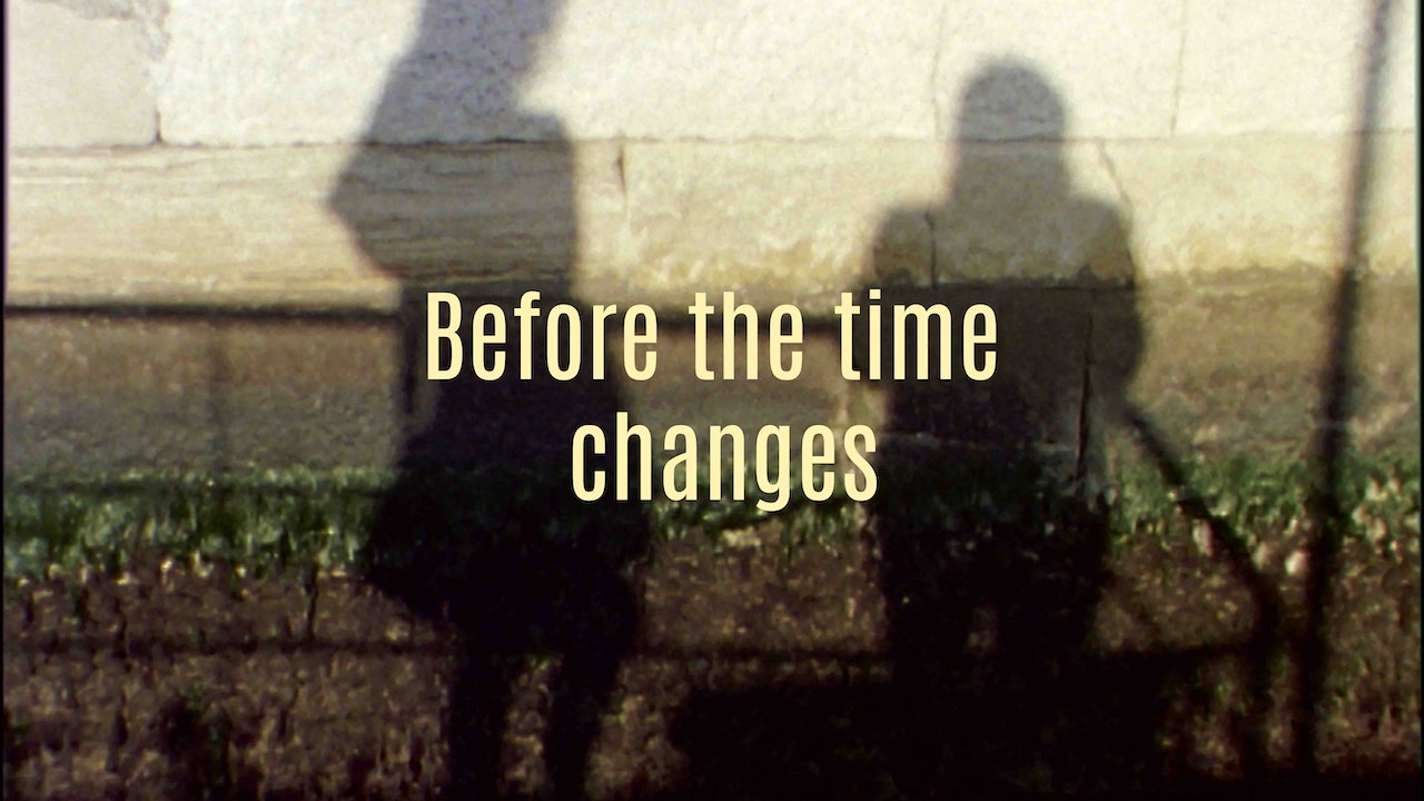 Before the time changes