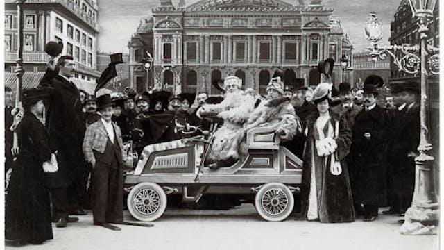 Paris to Monte Carlo