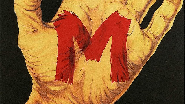 M – A city searches for a Murderer