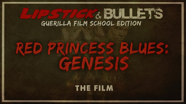 Red Princess Blues: Genesis - Short Film