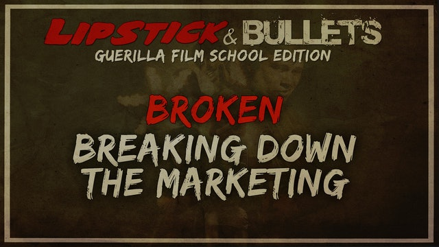BROKEN - Breaking Down Marketing for BROKEN