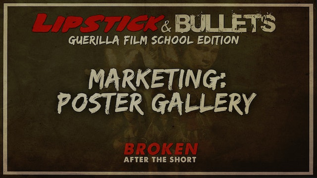 BROKEN - After the Short: Marketing - Poster Gallery