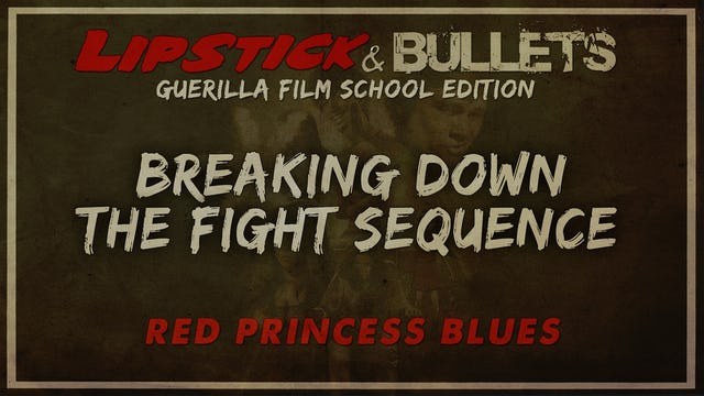 Red Princess Blues - Breaking Down the Fight