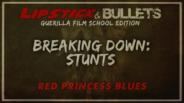 Red Princess Blues - Stunt World