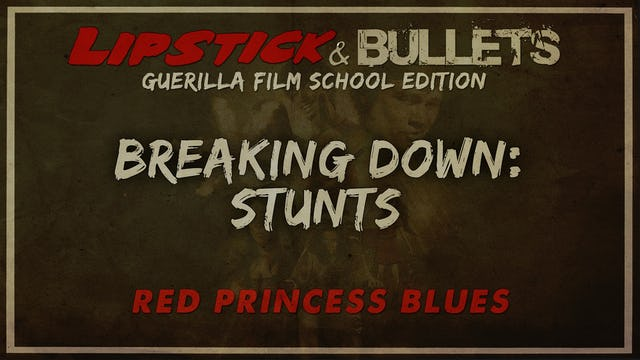 Red Princess Blues - Stunt World