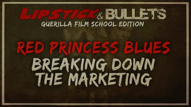 Red Princess Blues - Breaking Down Marketing for RPB