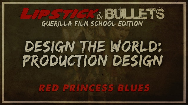 Red Princess Blues - Designing the World