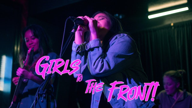 Girls to the Front!