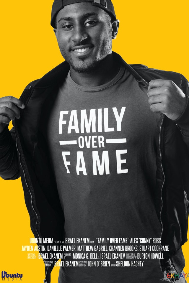Family Over Fame
