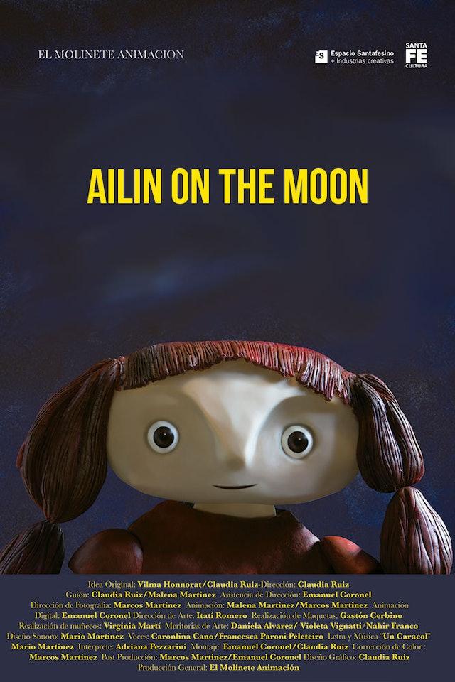 Ailin On The Moon