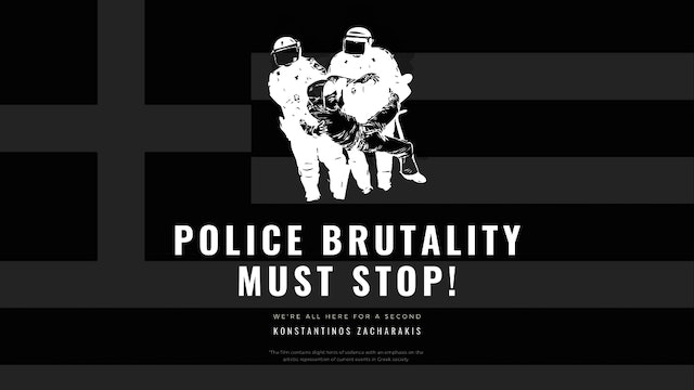 Police Brutality Must Stop