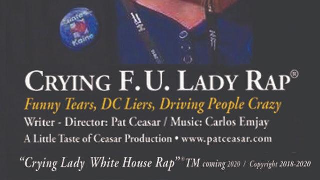 Crying F.U. Lady