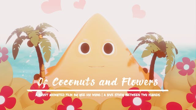 Of Coconuts And Flowers