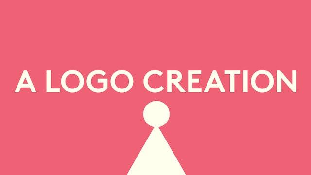 A logo creation