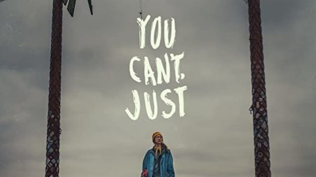 You Can't, Just