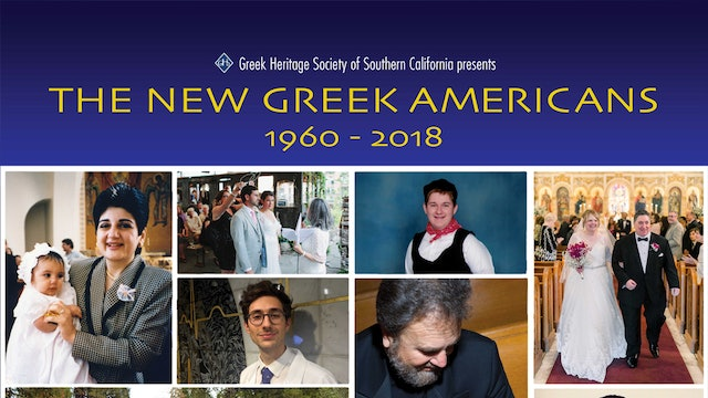 THE NEW GREEK AMERICANS