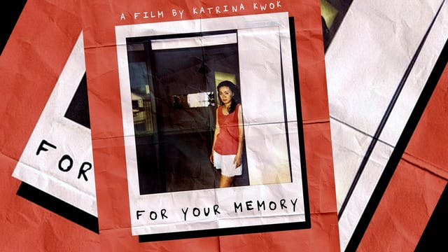 For Your Memory