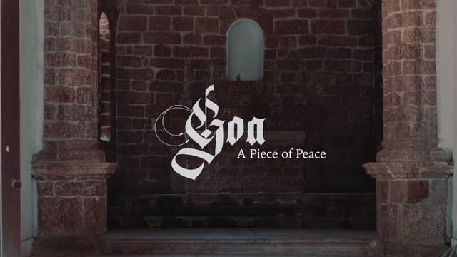Goa, A Piece of Peace
