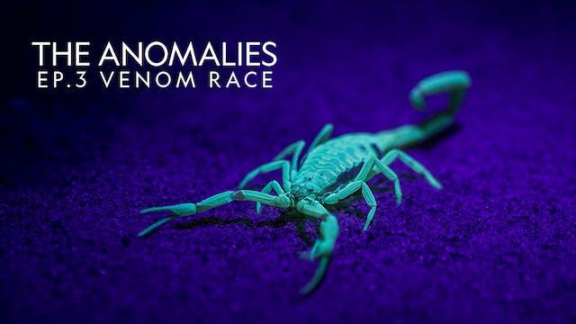 The Anomalies 'Venom Race'