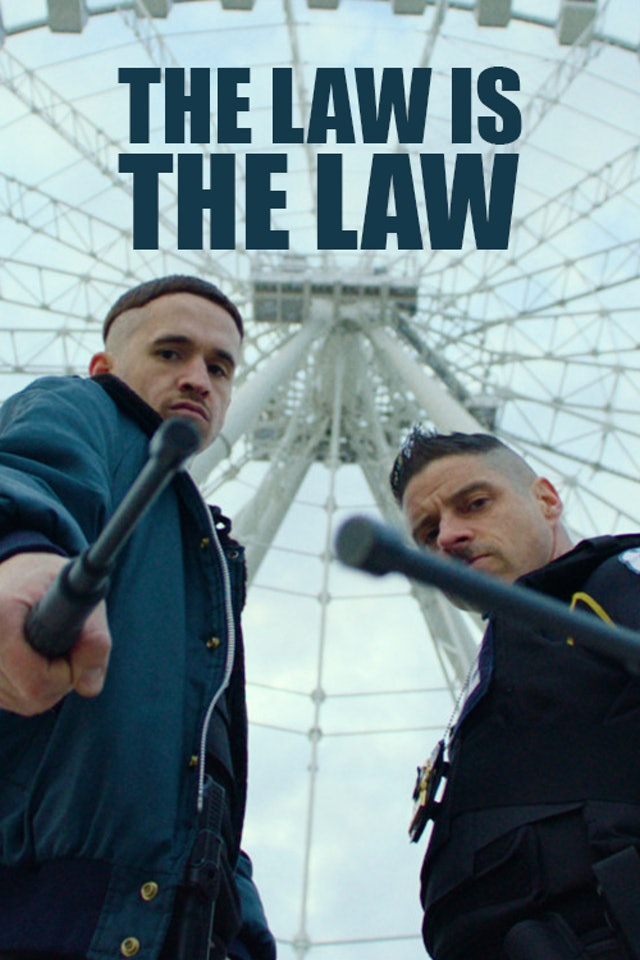 THE LAW IS THE LAW