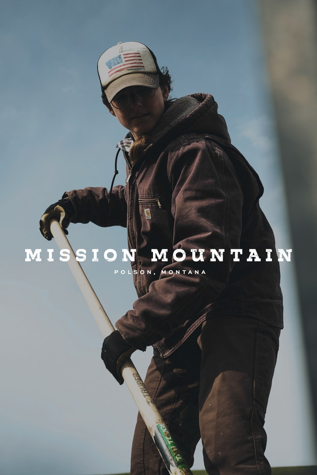 Mission Mountain