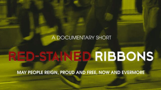 Red-Stained Ribbons | A Hong Kong Doc...