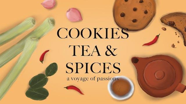 Cookies, Tea & Spices